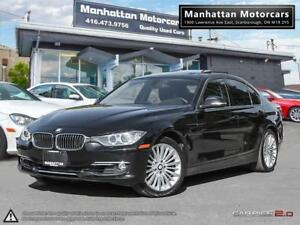 2013 BMW 328i X-DRIVE EXECUTIVE |NAV|CAMERA|ROOF|1OWNER|78,000KM