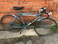 Vintage Raleigh Arena Gents Road Bike. Serviced, Great Condition, Free Lock, Lights, Delivery