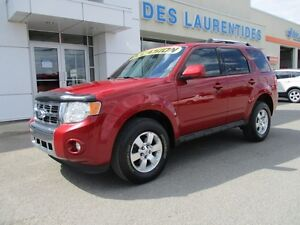 2011 Ford Escape Limited/CUIR/TOIT/AWD