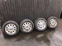 Vw Passat wheels