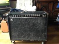Musicman 212 130w (1975) Guitar Amp (Fender Twin)