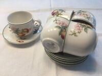 ASHBERRY (M&S) tea set