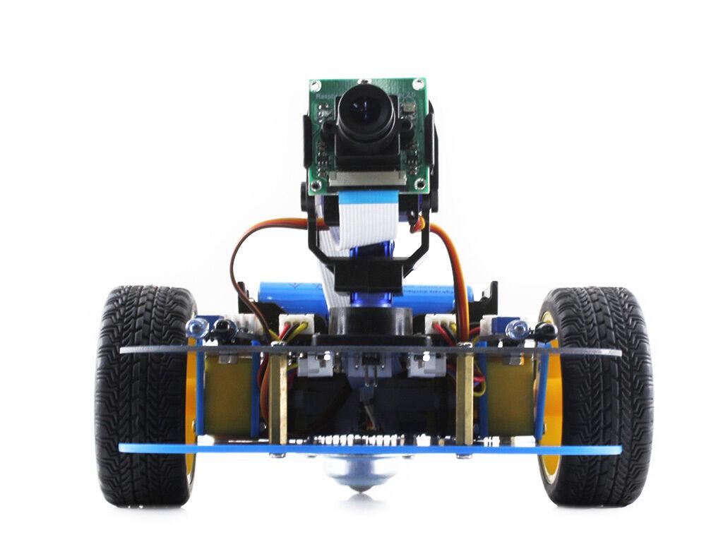 Waveshare AlphaBot Robot Building Kit for Raspberry Pi come