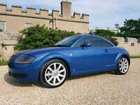 Audi tt Quattro 1.8 turbo 2002 sports coupe