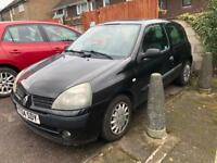 2004 Renault Clio 1.2 moted