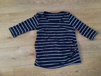 **SHIRT** MATERNITY CLOTHING **VERY GOOD CONDITION**