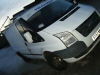 BREAKING NEW STYLE FORD TRANSIT 2.2 FWD EXC ENGINE BOX ETC CAN POST PARTS IV18 0LP