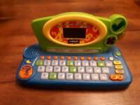 Toy computer Vtech My First Light-Up Computer