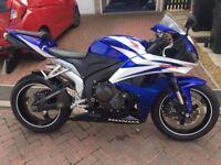 Honda CBR600rr Motorbike (not GSXR600, R6, Ninja 600)