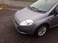 Fiat Grande Punto Year MOT