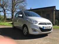 Hyundai i10 - 1.2 Petrol - Very Low Mileage 12800, Full Dealership History