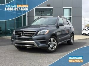 2013 Mercedes-Benz M-Class ML 350 BlueTEC 4MATIC+DIESEL+PRIX LE