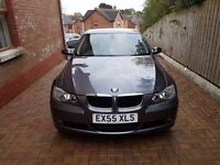 2005 BMW 320i Petrol, Full service history and MOT until June 2017. Last service Aug 2016 at 120,000