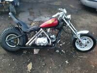 Mini Harley 110cc