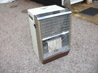 SUPER SER GAS HEATER WITH NEW BOTTLE OF GAS ALL WORKING FINE