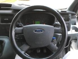 Ford transit LOW MILEAGE.