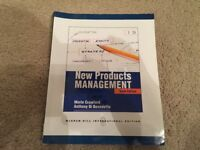 New Products Management - Anthony Di Benedetto, Merle C. Crawford Paperback