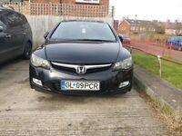 LHD Honda Civic Hybrid 1.3 automatic very good condition