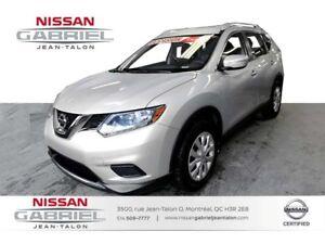 2014 Nissan Rogue S FWD UN PROPRIO TRES PROPRE 289.00 MOIS 0 DEP