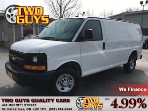 2015 Chevrolet Express 2500 1WT POWER GROUP