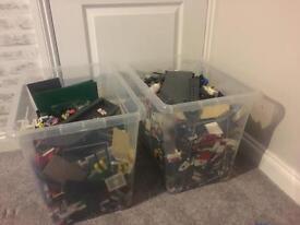 Assorted Lego