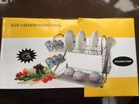 Draining plate rack - Brand New