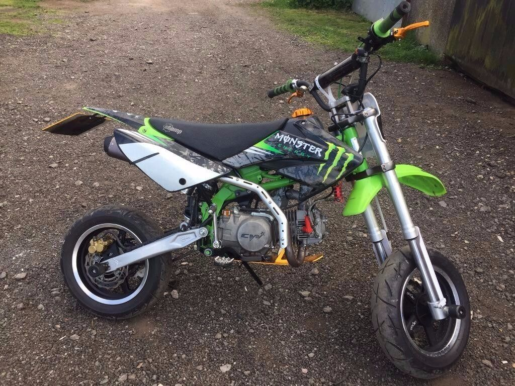 Road Legal Pit Bike 12 Months Mot In Frampton Cotterell Bristol
