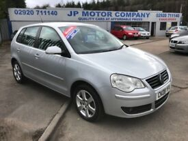 2008 VOLKSWAGEN POLO MATCH TDI 70 SILVER*ONE OWNER**FULL SERVICE HISTORY **
