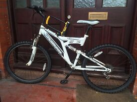 Bike for sale - Muddyfox Hypersonic - 26 Inch – Men's