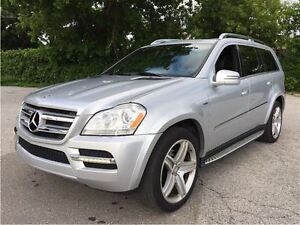 2012 Mercedes-Benz GL-Class 350 BlueTec|Diesel|7 Pass|Navi|Rev C