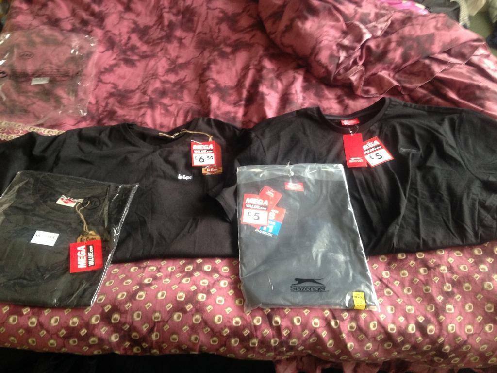 cee1f0fdc79 Lee cooper and Slazenger t-shirts | in Clifton, Nottinghamshire | Gumtree
