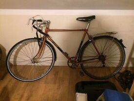 Vintage Racing Bike - Recent full service and in generally good condition!