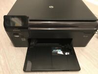 HP colour printer scanner copier apple airprint wireless printing