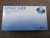 Unicare gloves