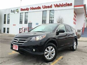 2013 Honda CR-V EX  -  Roof - Alloys - R.Cam