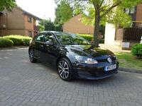 Volkswagen Golf 1.6 TDI SE 2013 Hatchback 5dr (start/stop) £0 Road TAX FREE