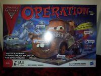 Disney Pixar Cars Operation game