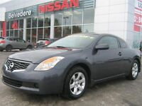 2009 Nissan Altima COUPE 2.5 S CUIR TOIT OUVRANT