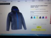 Used but good condition! Original price from 17 pounds.Boys or Girls Winter or Autumn Jacket. Age 10