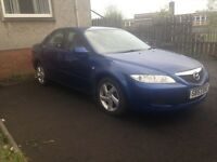 Mazda 6 for sale 4 door 4x Electric Windows and mirrors alloys