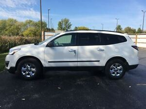 2014 Chevrolet Traverse LS AWD/8PASS/BACKUP CAM/BLUETOOTH