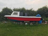 18ft dell quay dory