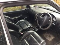 peugeot 106 gti full leather all seats for SALE need gone asap