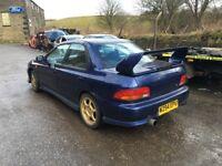 Subaru Impreza 2.0 uk