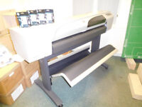 """HP Designjet 500 - 42"""" All new print heads and more..."""