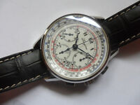 Longines Heritage Chrongraph mens watch as new condition