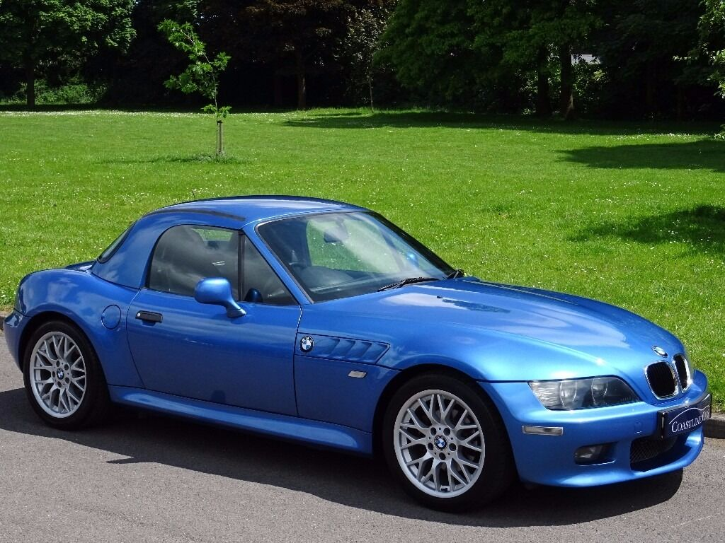 2002 Bmw Z3 2 2 Sport 2dr Hard Top Included In Poole Dorset Gumtree