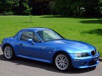 2002 BMW Z3 2.2 Sport 2dr - HARD TOP INCLUDED