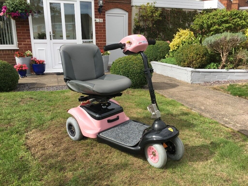 Pink Mobility Scooter (Refurbished) | in Walsall, West Midlands | Gumtree