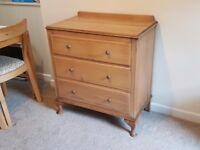 Vintage Oak Drawers